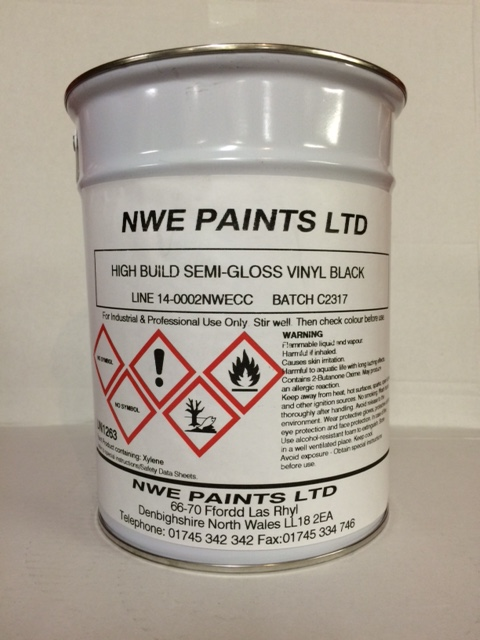Fast Drying Industrial Paints for Steel & Galvanised Metal