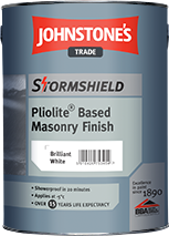 Johnstone s stormshield pliolite masonry paint shower - Johnstones exterior masonry paint ...