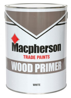 Macpherson Wood Primer For Use On Softwood Plywood Mdf And Chipboard