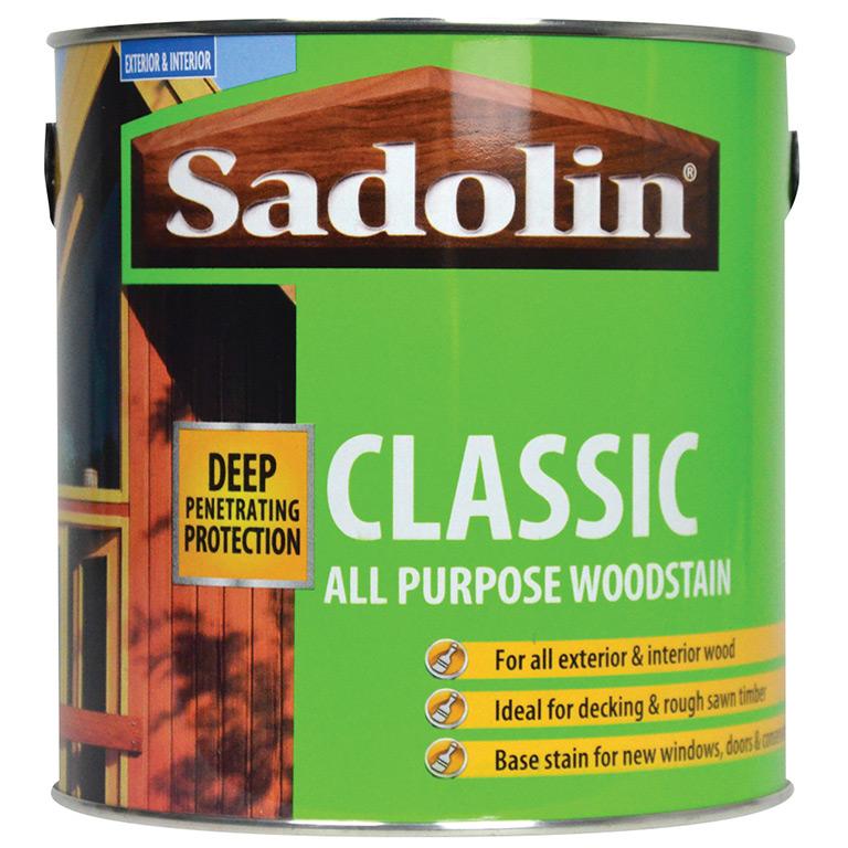 Dorable Muebles De Jardín De Aceite Sadolin Componente - Muebles ...